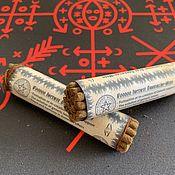 Фен-шуй и эзотерика handmade. Livemaster - original item Voodoo Incense Damballah-Wedo 9-V. Handmade.