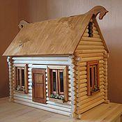 Куклы и игрушки ручной работы. Ярмарка Мастеров - ручная работа Марусина Избушка. Handmade.