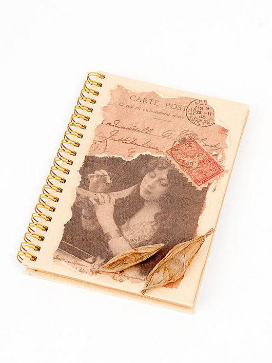 """Блокноты ручной работы. Ярмарка Мастеров - ручная работа. Купить Блокнот """"Сны"""". Handmade. Подарок, Авторский дизайн, авторский блокнот"""