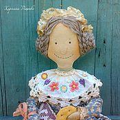 Куклы и игрушки ручной работы. Ярмарка Мастеров - ручная работа Нянюшка. Handmade.