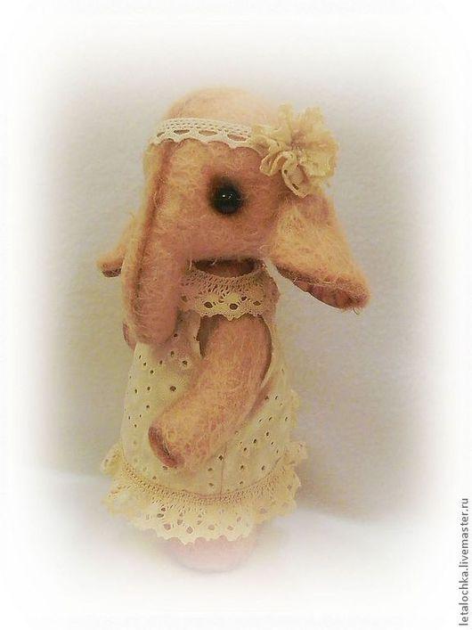 Мишки Тедди ручной работы. Ярмарка Мастеров - ручная работа. Купить Медея. Handmade. Авторская ручная работа, бежевый, слоны