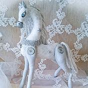 Куклы и игрушки ручной работы. Ярмарка Мастеров - ручная работа Снежная Королева для Анастасии. Handmade.