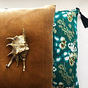 Для дома и интерьера handmade. Livemaster - original item Pillowcases halves