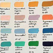 Материалы для творчества handmade. Livemaster - original item Acrylic paint NEW COLORS! TURY Design Di-7 60gr. Handmade.