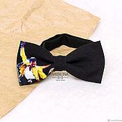 Аксессуары handmade. Livemaster - original item Freddie mercury Bow Tie Queen Mens bowtie. Handmade.