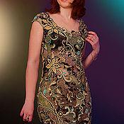 """Одежда ручной работы. Ярмарка Мастеров - ручная работа Платье """"Puason"""". Handmade."""