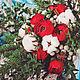 Свадебные цветы ручной работы. Букет невесты / Свадебный букет. Ежевика ● Цветы и украшения. Интернет-магазин Ярмарка Мастеров.