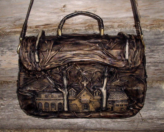 Женские сумки ручной работы. Ярмарка Мастеров - ручная работа. Купить Сумка. Handmade. Сумка, кожа, фурнитура