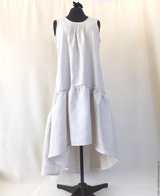 Бохо стиль сарафан платье