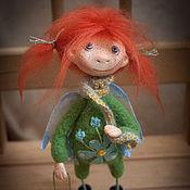 Куклы и игрушки ручной работы. Ярмарка Мастеров - ручная работа Июнька. Handmade.