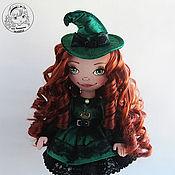 Куклы и игрушки ручной работы. Ярмарка Мастеров - ручная работа Ведьмочка Сабрина. Handmade.