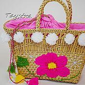 handmade. Livemaster - original item Нandmade bag decorated in ethnic style. Handmade.