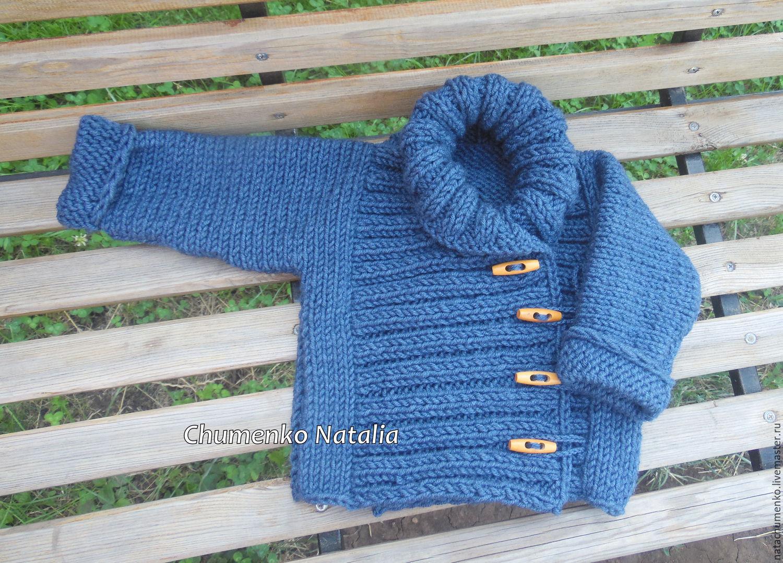 Вязание для детей курток