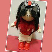 Куклы и игрушки ручной работы. Ярмарка Мастеров - ручная работа Кукла Моника (5). Handmade.