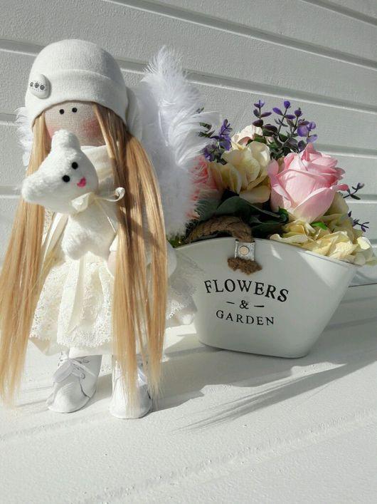 Коллекционные куклы ручной работы. Ярмарка Мастеров - ручная работа. Купить Кукла интерьерная. Handmade. Кукла ручной работы