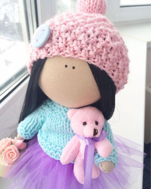 """Куклы тыквоголовки ручной работы. Ярмарка Мастеров - ручная работа. Купить Интерьерная кукла """"Мирослава"""". Handmade. Подарок, кукла интерьерная"""