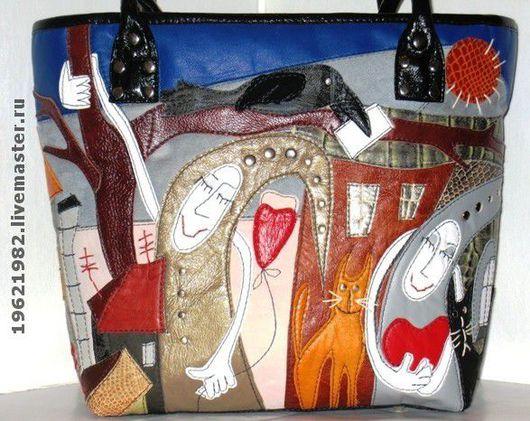 """Женские сумки ручной работы. Ярмарка Мастеров - ручная работа. Купить """"Волшебные сны"""". Handmade. Сумка, сумка с декором"""