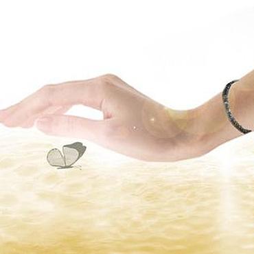 Украшения ручной работы. Ярмарка Мастеров - ручная работа Тонкий браслет из натуральных камней. Handmade.