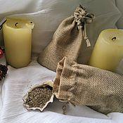 Четверговая соль ручной работы. Ярмарка Мастеров - ручная работа Четверговая соль в льняном мешочке. Handmade.