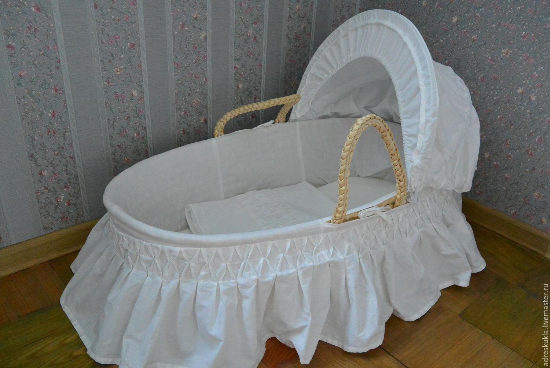 Люлька-переноска для новорожденных мастер класс