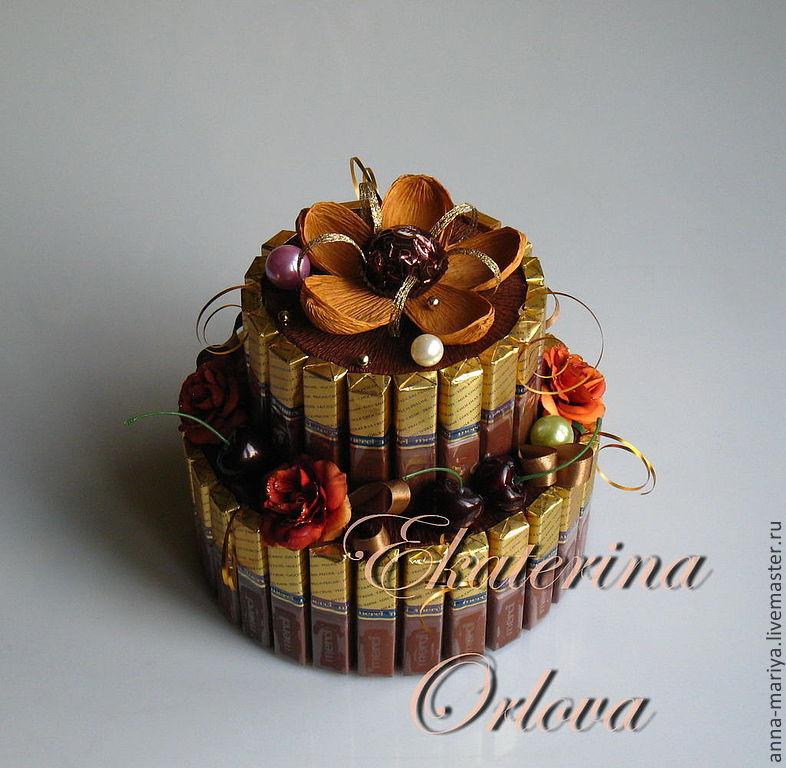 Торт из мерси