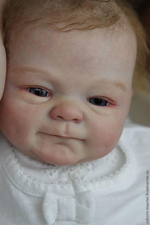 Куклы-младенцы и reborn ручной работы. Ярмарка Мастеров - ручная работа. Купить Кукла реборн Катенька. Handmade. Белый, винил