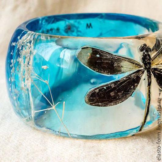 Другие виды рукоделия ручной работы. Ярмарка Мастеров - ручная работа. Купить Синий прозрачный краситель концентрат смол (Milliken США). Handmade.