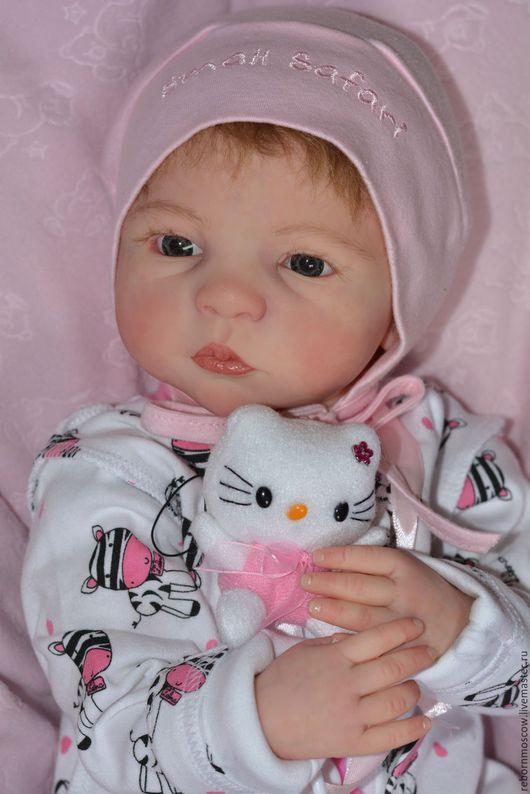 Куклы-младенцы и reborn ручной работы. Ярмарка Мастеров - ручная работа. Купить кукла реборн Вероничка. Handmade. Реборн