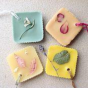 Для дома и интерьера handmade. Livemaster - original item AROMA sachet the wax of the spring. Handmade.