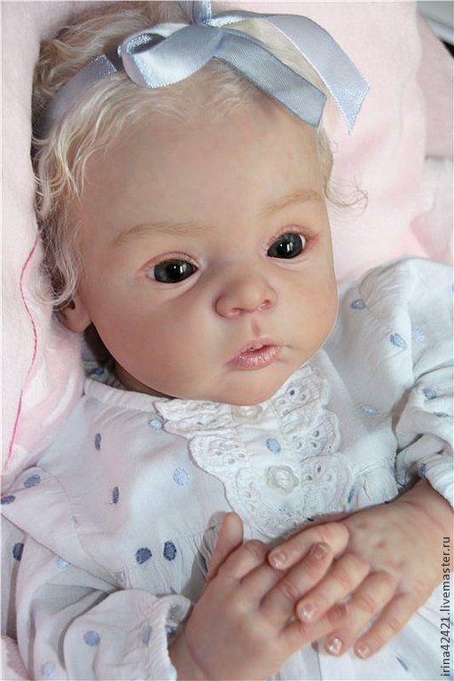 Куклы-младенцы и reborn ручной работы. Ярмарка Мастеров - ручная работа. Купить Кукла реборн Ливия.. Handmade. кукла для девочки
