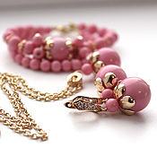 Гламур...Майорка и розовая позолота...