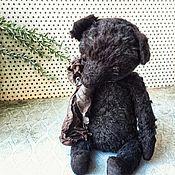 """Мишки Тедди ручной работы. Ярмарка Мастеров - ручная работа Мишка тедди """"Шоколадное счастье"""". Handmade."""