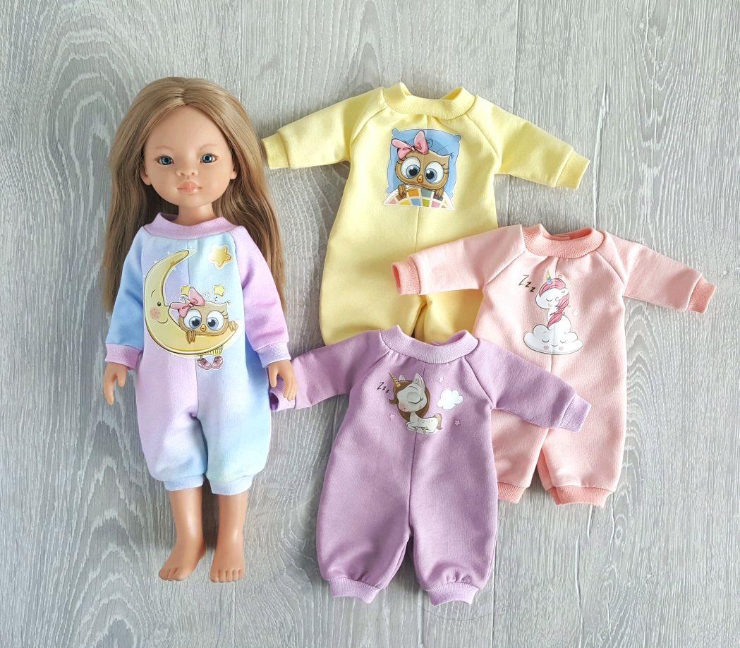 Пижама для куклы, Одежда для кукол, Архангельск,  Фото №1