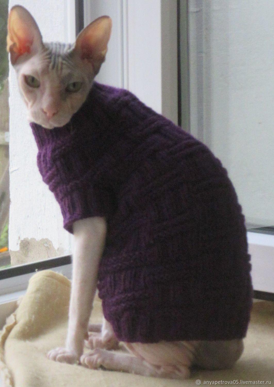 Свитер для животных, Одежда для питомцев, Клин, Фото №1