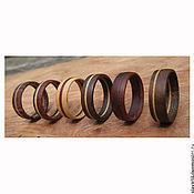 Украшения handmade. Livemaster - original item Wooden ring.. Handmade.