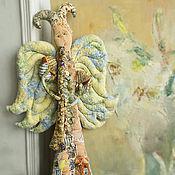 Куклы и игрушки ручной работы. Ярмарка Мастеров - ручная работа Ангел города N. Handmade.