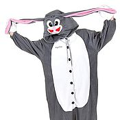 """Одежда ручной работы. Ярмарка Мастеров - ручная работа Костюм кигуруми  """"Bugs Bunny (Кролик Бакз Банни)"""". Handmade."""