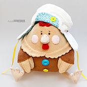 Подарки к праздникам ручной работы. Ярмарка Мастеров - ручная работа Петух, петушок Петя - символ 2017 года, 27 см. Handmade.