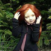 Куклы и игрушки ручной работы. Ярмарка Мастеров - ручная работа Шарнирная кукла. Handmade.