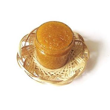 Косметика ручной работы. Ярмарка Мастеров - ручная работа Апельсиновое удовольствие скраб сахарный гидрофильный. Handmade.