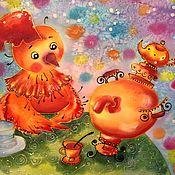 Картины и панно ручной работы. Ярмарка Мастеров - ручная работа Счастье в дом!!!. Handmade.
