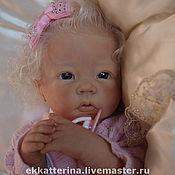 Куклы и игрушки ручной работы. Ярмарка Мастеров - ручная работа Кукла реборн Лука. Handmade.