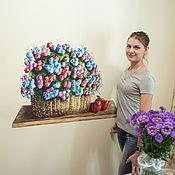 Дизайн и реклама handmade. Livemaster - original item Wall painting kitchen