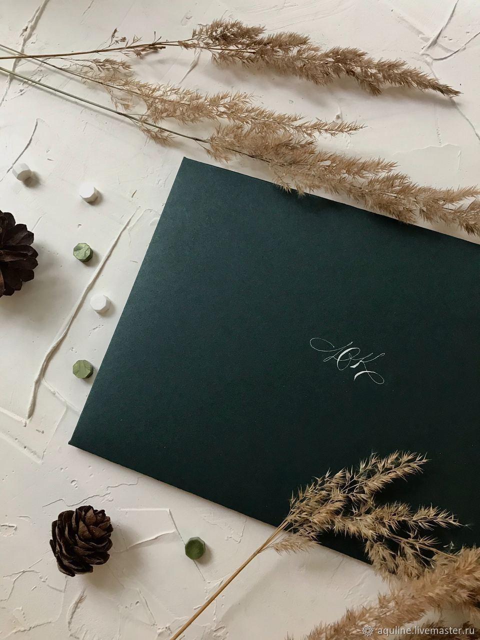 Writing Calligraphy, Cards, Sergiev Posad,  Фото №1