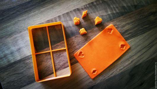 Кухня ручной работы. Ярмарка Мастеров - ручная работа. Купить Масти и карта - вырубка для печенья, пряников, мастики. Handmade. Комбинированный