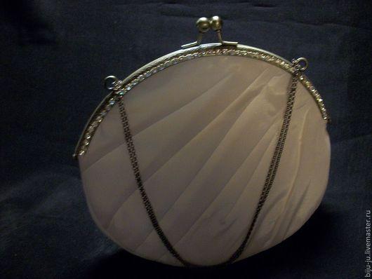 Женские сумки ручной работы. Ярмарка Мастеров - ручная работа. Купить сумочка в винтажном стиле. Handmade. Однотонный, ретро стиль