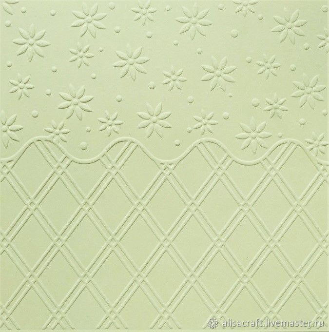 АКЦИЯ -Нежно-желтый кардсток, (Колорс), 30х30 см, Бумага, Москва,  Фото №1