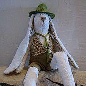 Куклы и игрушки ручной работы. Ярмарка Мастеров - ручная работа Заяц Мартин. Handmade.