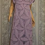 Одежда handmade. Livemaster - original item Knitted dress-the mill. Handmade.