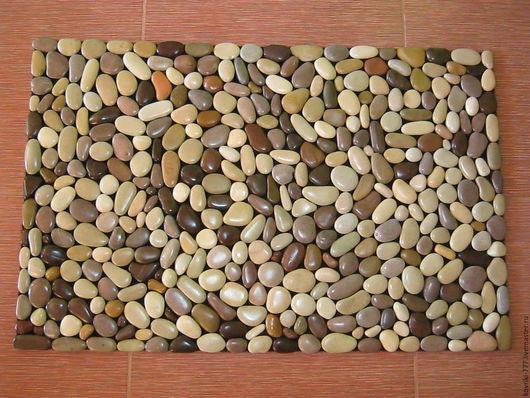 Каменный коврик ручной работы Размер 45х70 см Цена 4000 руб.